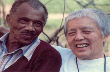 jim and grace boggs, courtesy of Skip Schiel