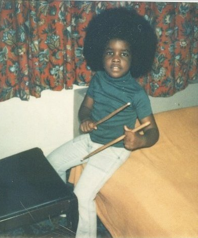 questlove as a little guy! courtesy of questlove's twitter page.