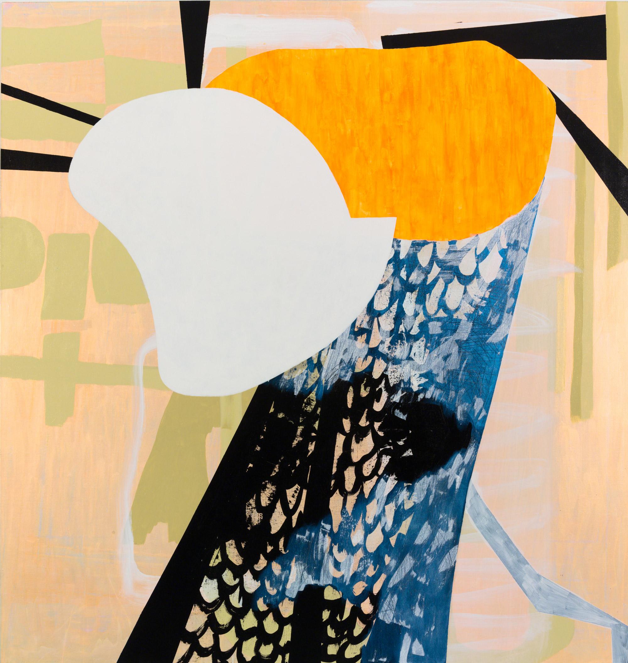 Pancalist, 2012, Charline Von Heyl