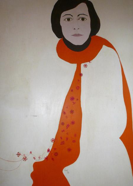 portrait lydia sitbon by leyley matine-daftary