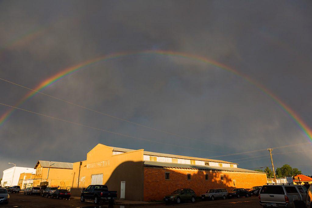 rainbows by lesley brown