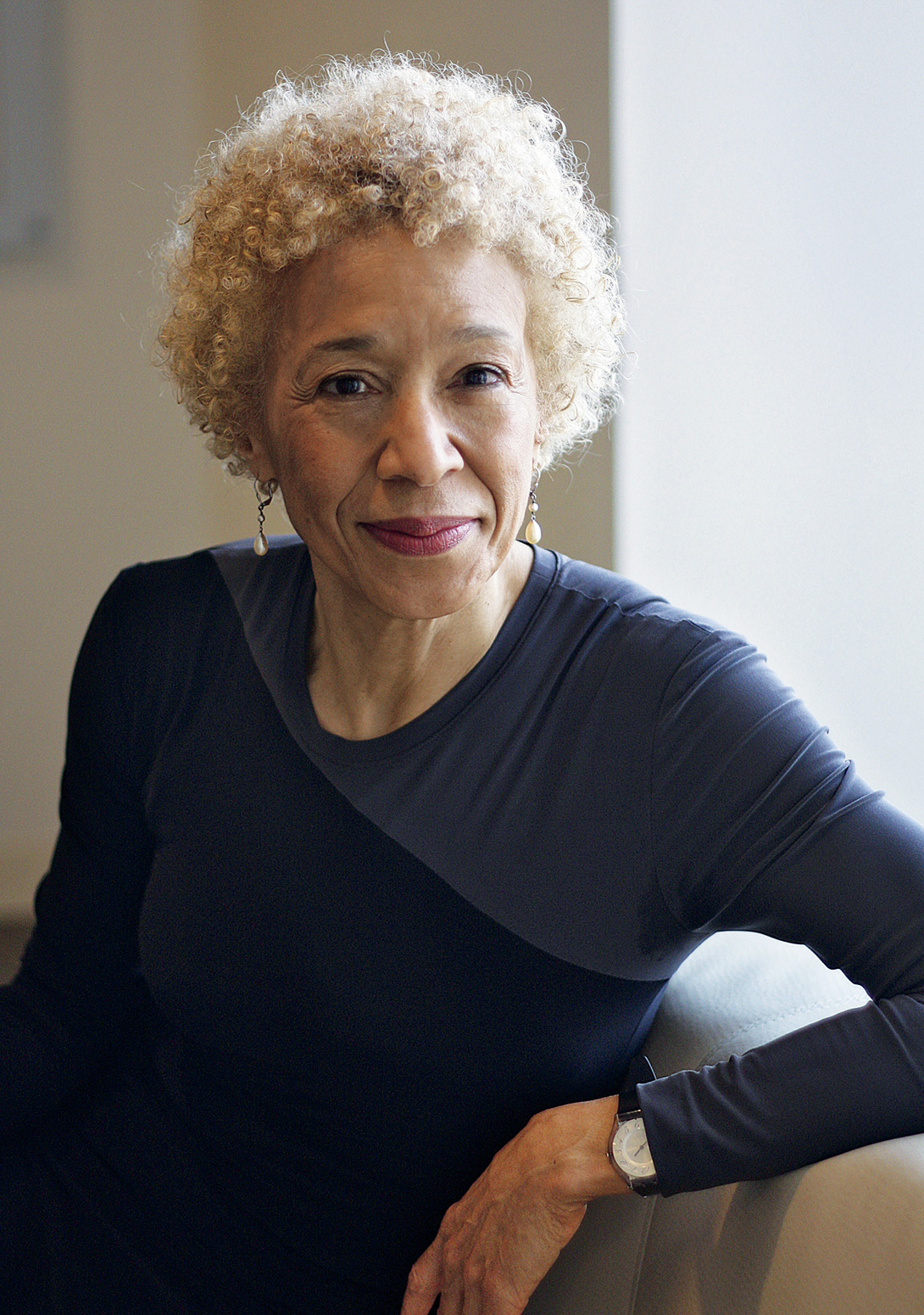 Margo Jefferson. Photo by Michael Lionstar