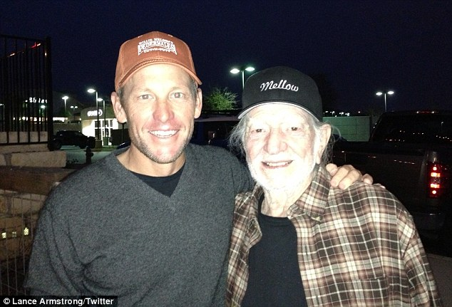 lance armstrong and willie mellow