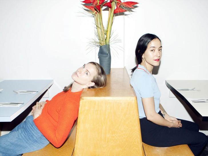 Alissa Wagner and Sabrina DeSousa of Dimes