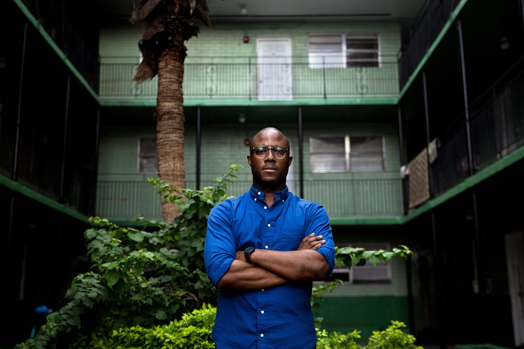 Barry Jenkins Credit Scott McIntyre for The New York Times