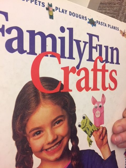 family fun crafts