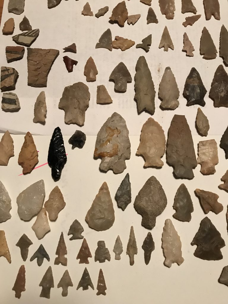 west texas arrowheads