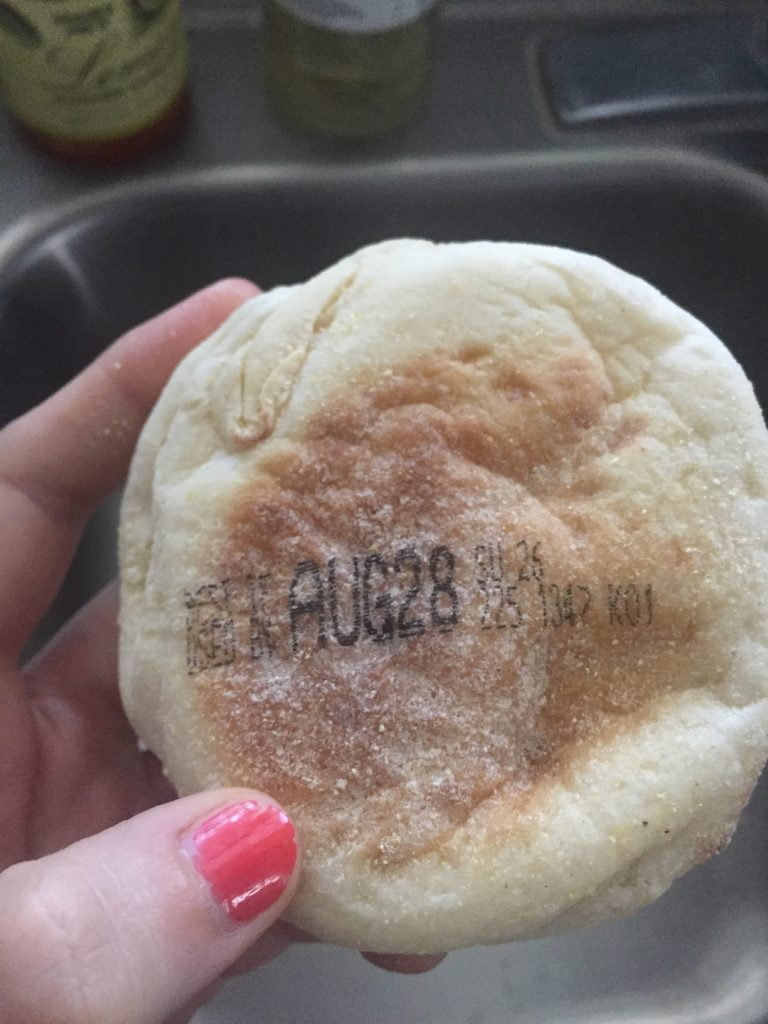 high quality english muffins