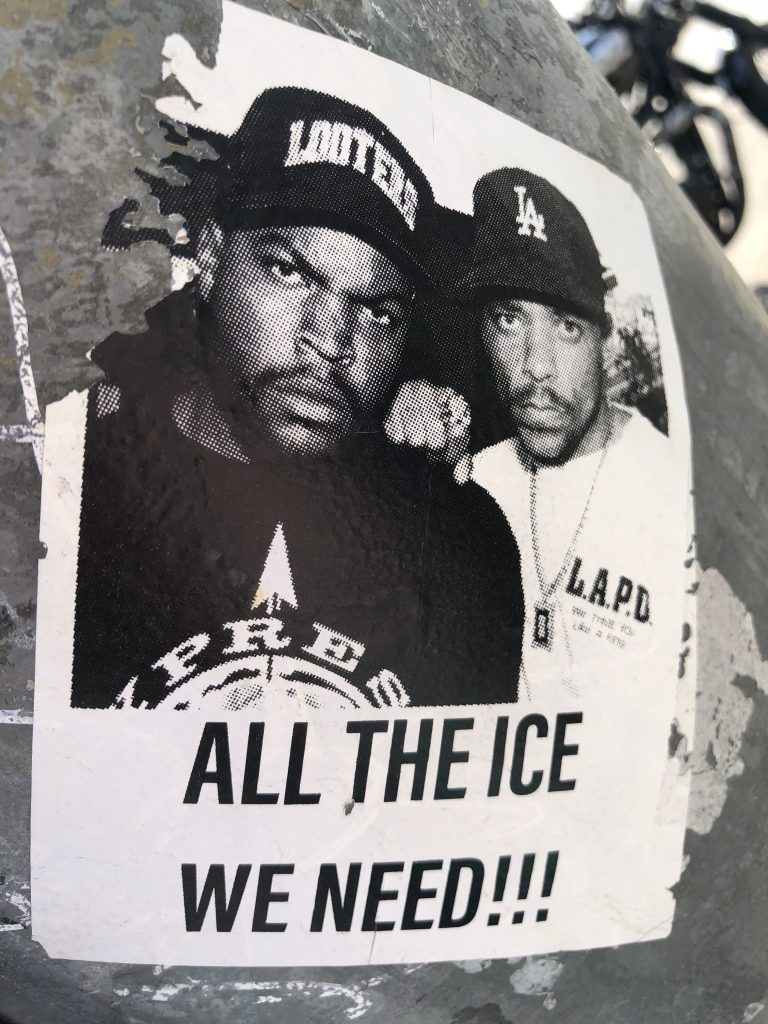 all the ICE we need