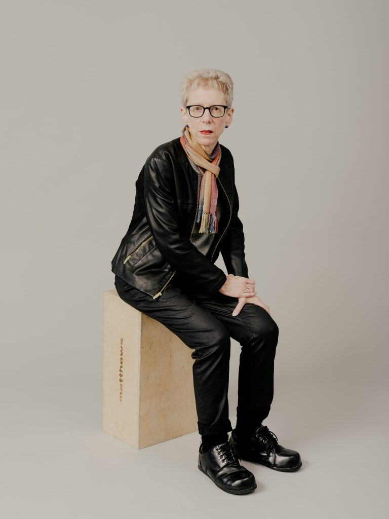 terry gross! Daniel Dorsa for The New York Times