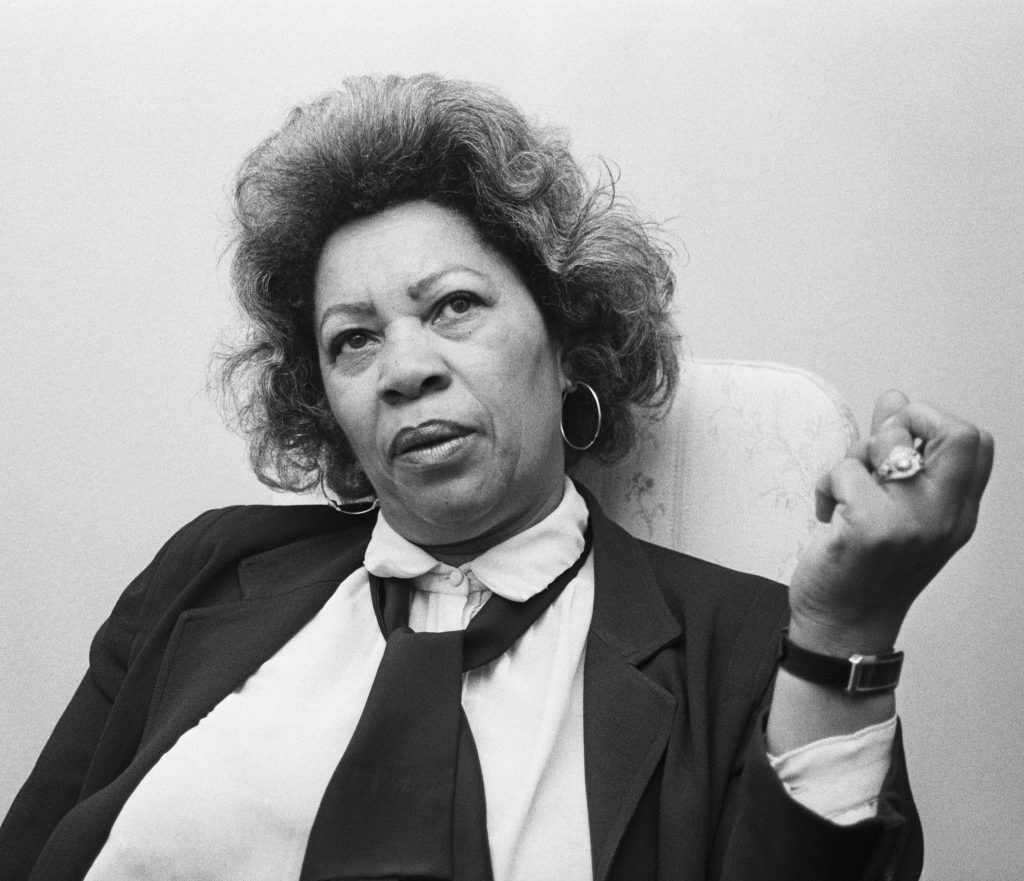 Toni Morrison in Albany, N.Y., in 1985. Bettmann Archive/Getty Images