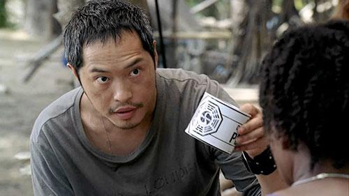 ken leung on lost