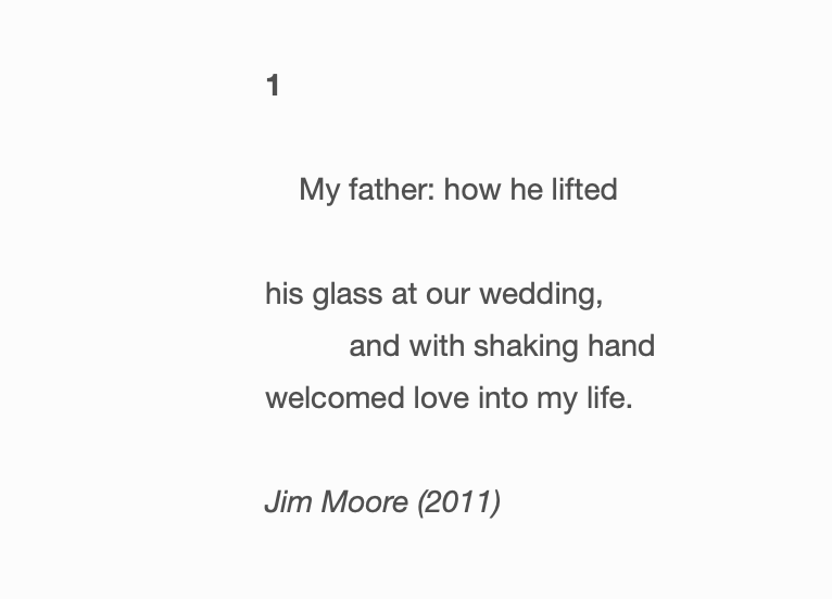 "jim moore, ""the four stages of love"" (2011), via pome"