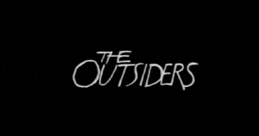 the outsiders credits